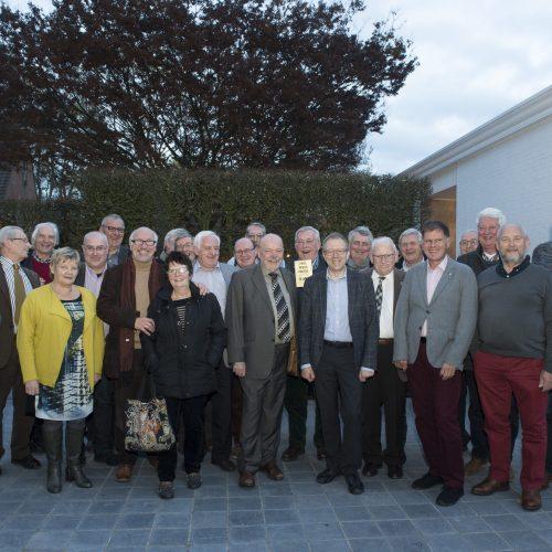 De aanwezige leden van BFTP.