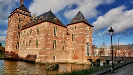 Kasteel van de Hertogen van Brabant - gerechtshof