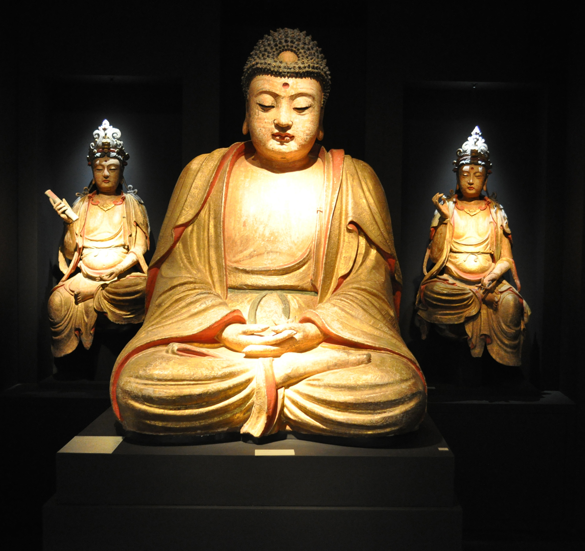 Budha Laat Yuan - Vroege Ming Dynastie 14e eeuw Vanderven