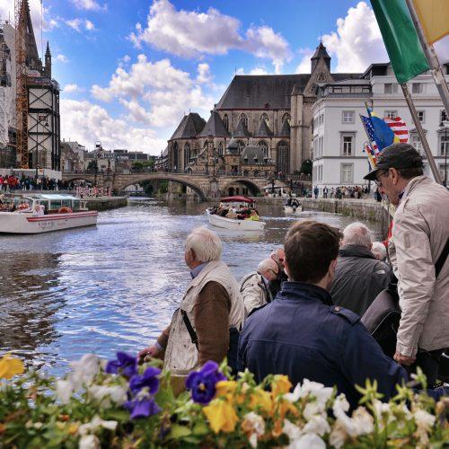Rederij De Waele bootjes van Gent