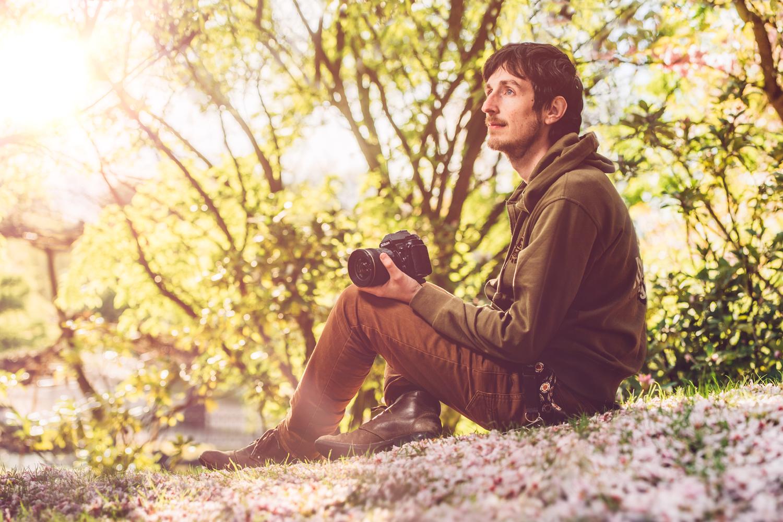 Fotograaf Kris van de Sande