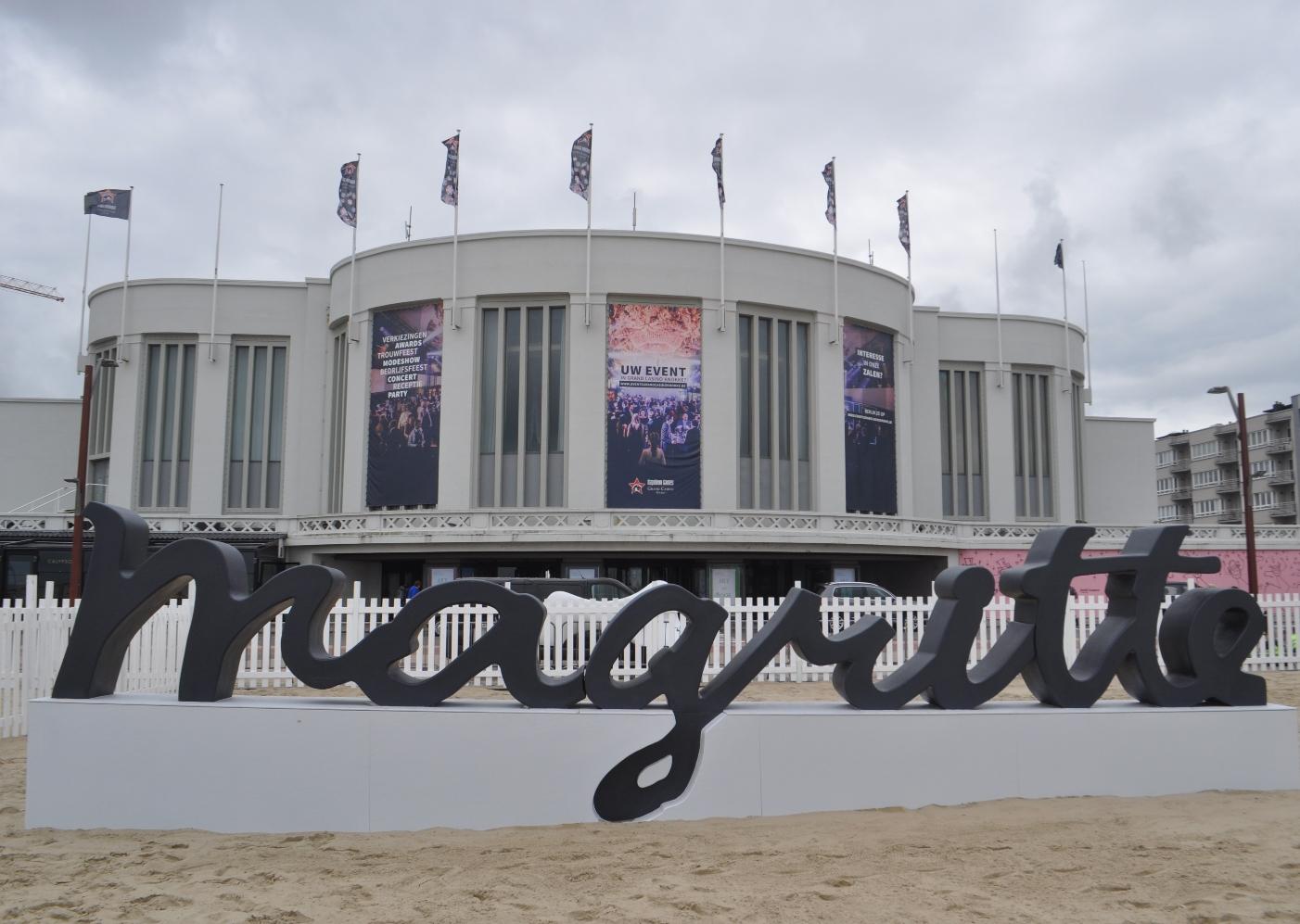 Margritte Casino voorzijde