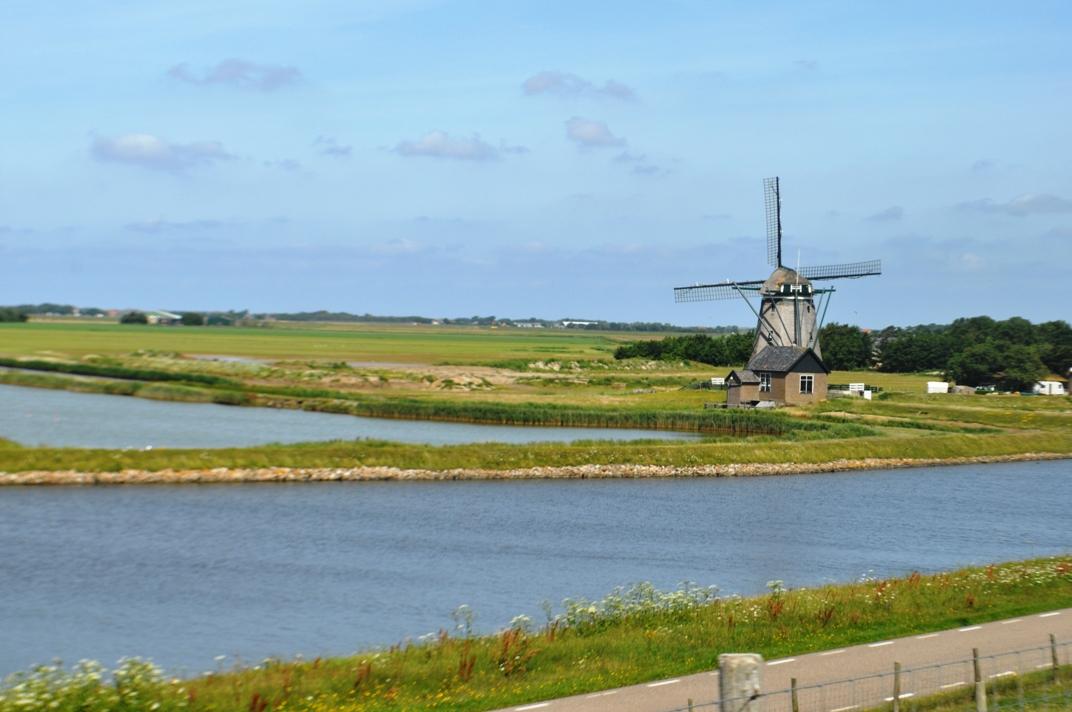 algemeen beeld Texel