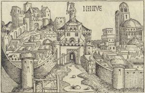 De stad Nineveh: Bijzondere Collecties, Universiteit Leiden