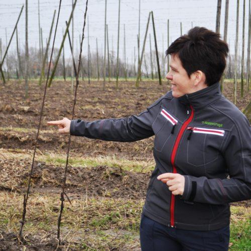 Proven Hopboerderij Benedikte Coutigny