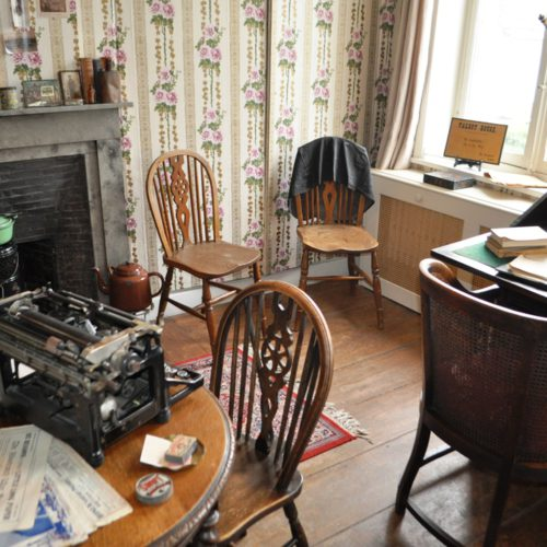 Talbot House 12 Chaplains room