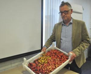 Agrarische innovatie op Proefboerderij Rusthoeve Colijnsplaat
