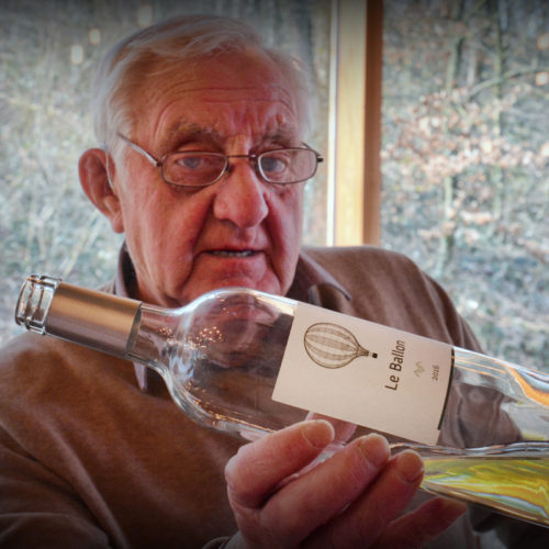 Wit wijntje....ook uit de prehistorie?