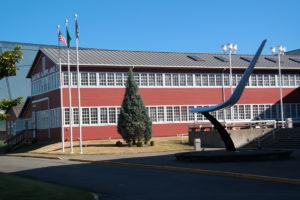 De oorspronkelijke productiehal van Boeing - de Red Barn – is nu geïntegreerd in het overweldigende Museum of Flight