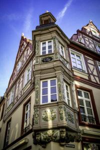 Koblenz, herenhuis in de Altstadt