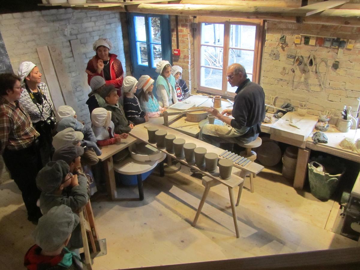 Workshop Pottenbakken kopie