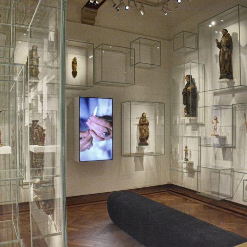 Houtsnijwerk Boergondische periode - Mechelse beeldjes