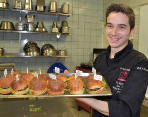 Chef Jo Grootaers