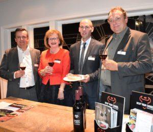 Hotelschool Hasselt, Beef- en wijnboer slaan handen in elkaar