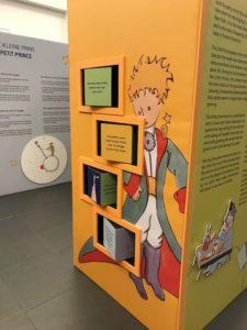 Expo Le Petit Prince