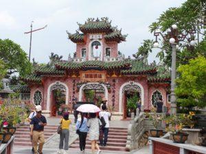 Hoi An tempel