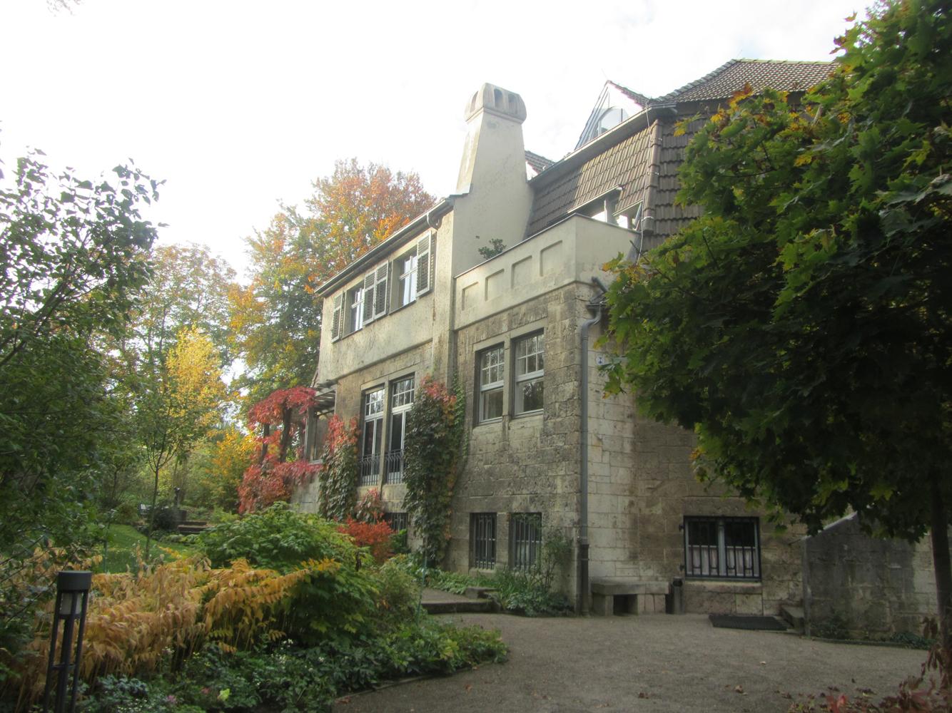 Titel foto Henry van de Velde Haus Hohe Pappeln kopie