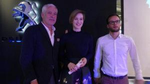 Vincent Toulotte, Annemie Decommer en Nicolas Maréchal