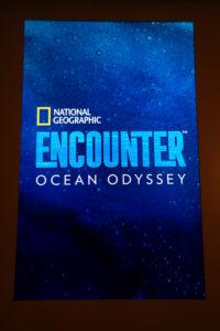 Nieuwste attractie van New York City: Encounter Ocean Odyssey, dat de geheimen van de oceanen prijsgeeft.