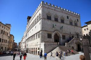 Perrugia Priori Palace