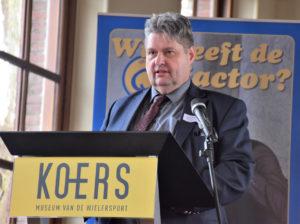 Stefaan Gheysen, algemeen directeur Westtoer