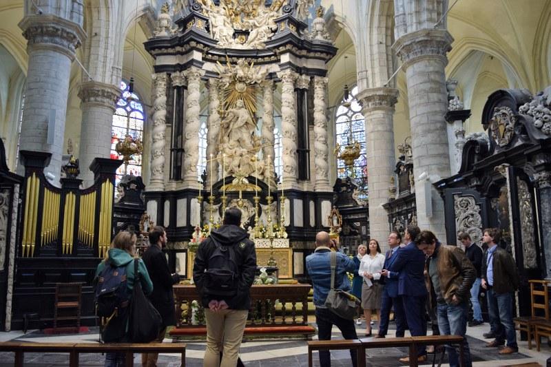 foto 2 Sint Jacobskerk een barok pareltje