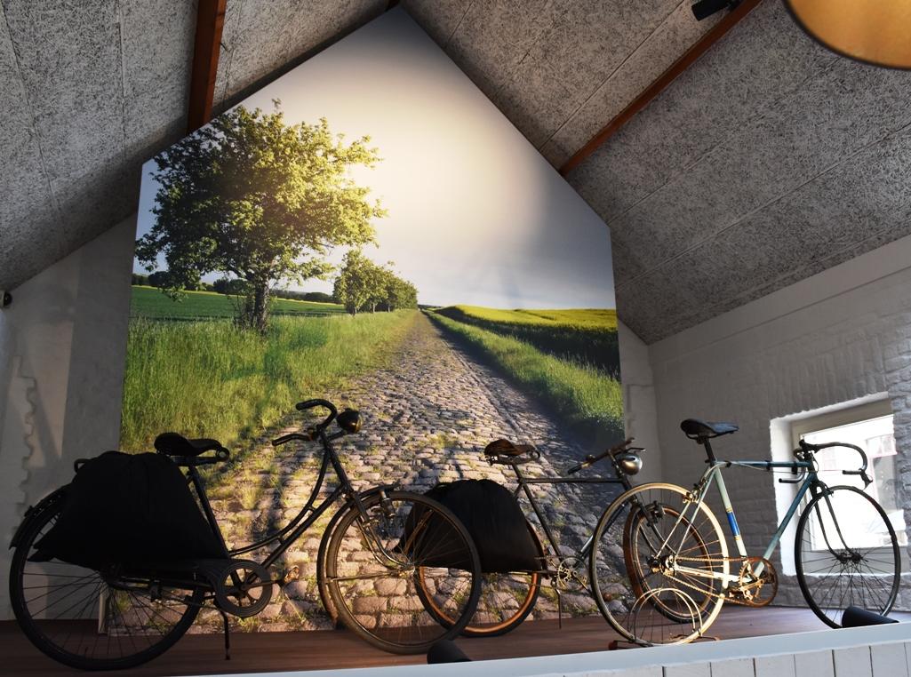 De Tour naar Roubaix