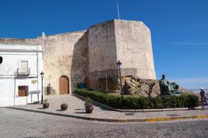 Het Castillo de Guzmán el Bueno