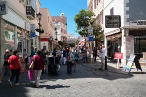 Main Street is de belangrijkste winkelstraat
