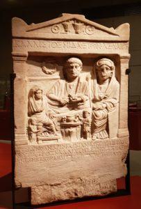 Grafsteen voor Kallistos
