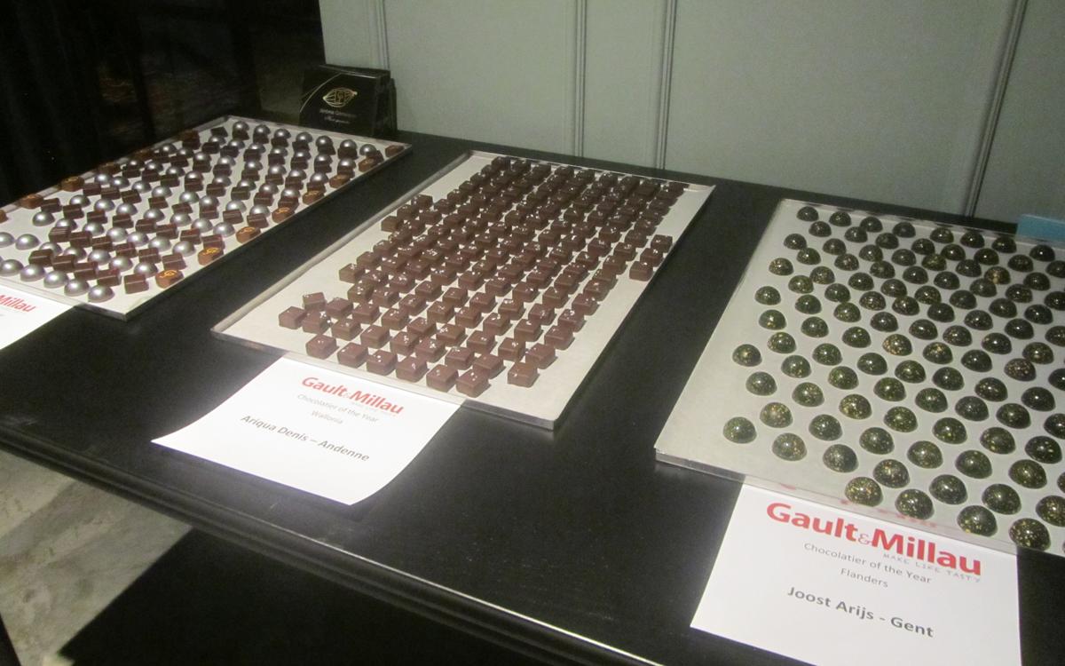 Proevertjes van de bekroonde chocolatiers kopie