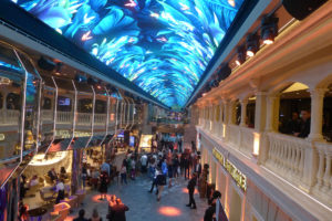 Galleria Grandi Binnenpromenade