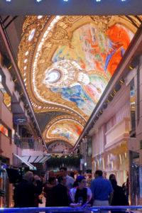 Galleria LED-koepel