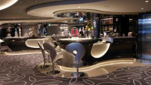 Loungebar in de Yacht Club