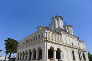 Boekarest Zetel van de Patriarch van de Roemeens-orthodoxe kerk