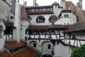Kasteel van Dracula in Bran
