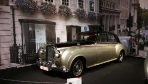 Bentley S1 Saloon