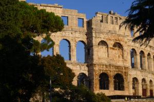 Pula amfitheater