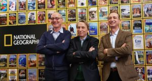 Virgile Gauthier, Gabriel J.Dezaize en Rolf Heinz
