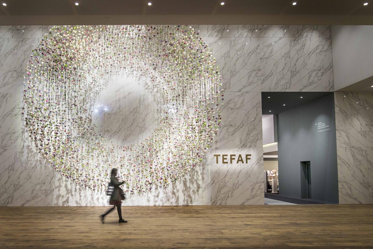 Tefaf - Loraine Bodewes